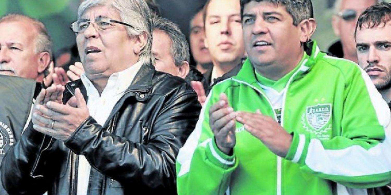 Hugo y Pablo Moyano respaldan el paro de aeronáuticos – Aviones.com