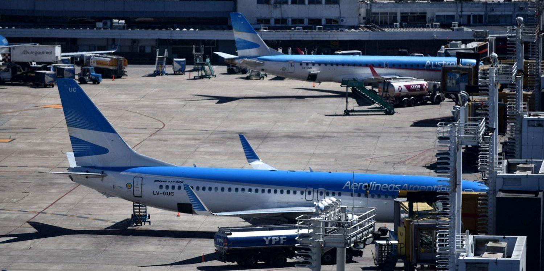 Resultado de imagen para aerolineas aeroparque