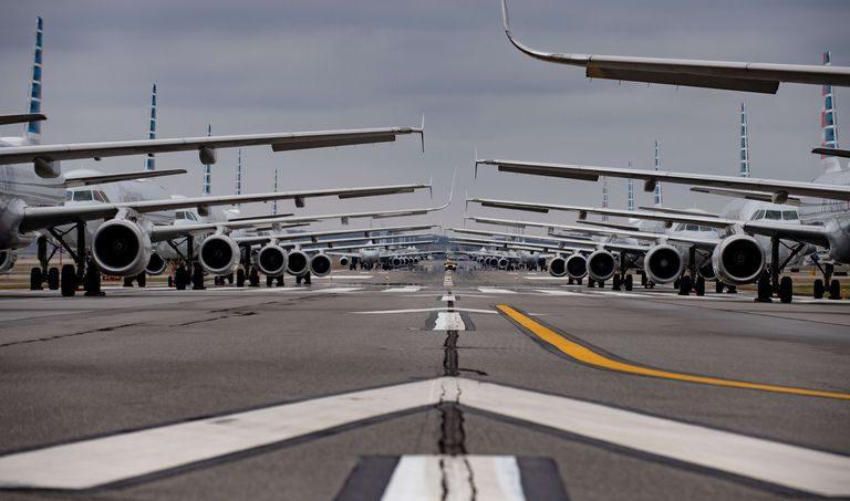 El tráfico de pasajeros aéreos en el país caerá 65% en 2020 – Aviones.com