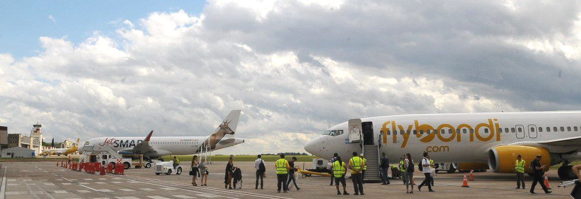 Flybondi y JetSmart piden quedarse con vuelo a Lima que dejó Latam ...